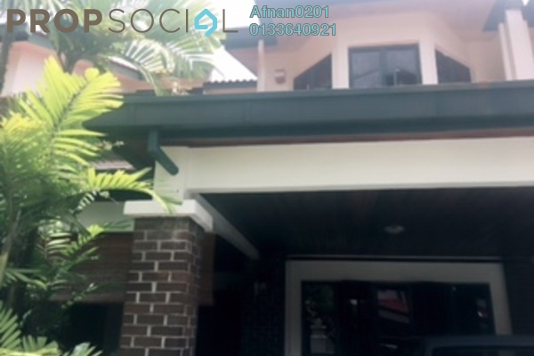 For Sale Terrace at Tropicana Indah, Tropicana Freehold Fully Furnished 4R/3B 1.6m