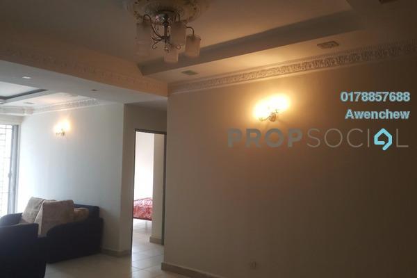 For Rent Condominium at Platinum Lake PV13, Setapak Freehold Fully Furnished 3R/2B 2.1k