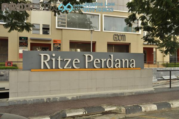 For Sale Condominium at Ritze Perdana 1, Damansara Perdana Freehold Fully Furnished 1R/1B 300k