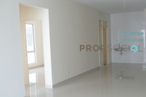 For Rent Condominium at Platinum Lake PV21, Setapak Freehold Semi Furnished 2R/2B 1.3k