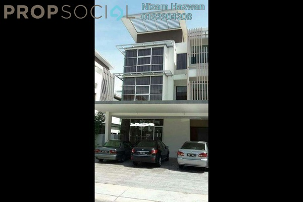 For Sale Semi-Detached at Garden Residence, Cyberjaya Freehold Unfurnished 5R/5B 1.39m