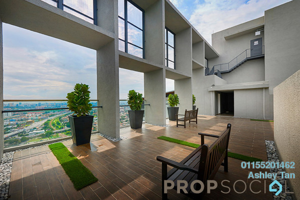 For Sale Condominium at Millerz Square, Old Klang Road Freehold Semi Furnished 2R/2B 650k