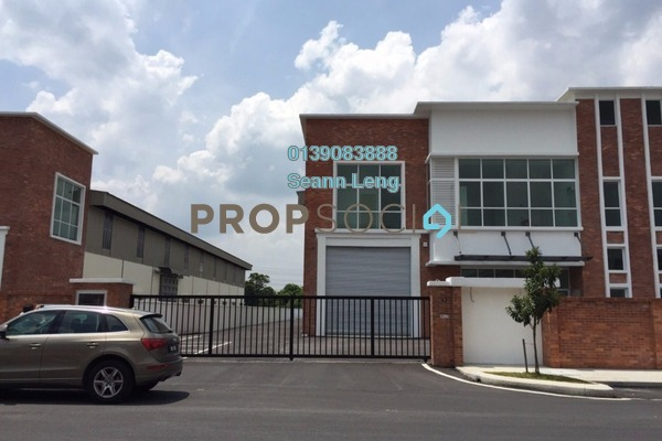 For Rent Factory at RCI Park, Rawang Freehold Unfurnished 0R/0B 12k