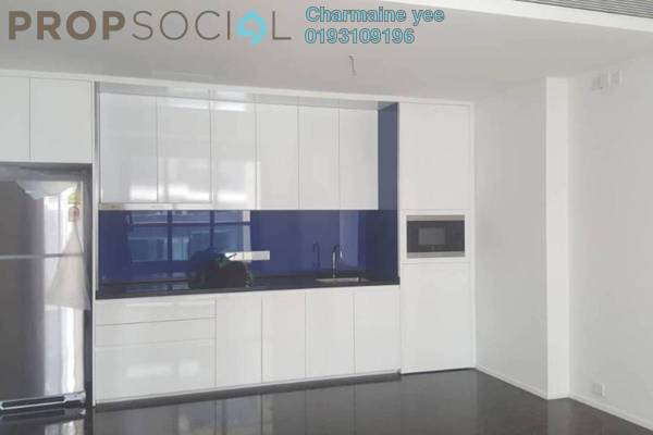 For Rent Condominium at Arcoris, Mont Kiara Freehold Semi Furnished 2R/2B 3.8k