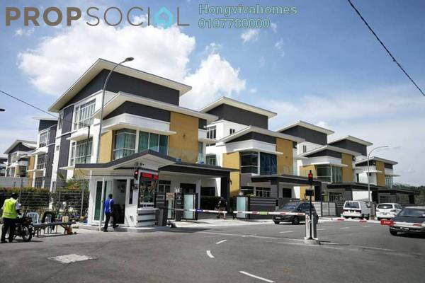 For Sale Bungalow at Kampung Baru Sungai Buloh, Sungai Buloh Freehold Unfurnished 5R/5B 1.49m