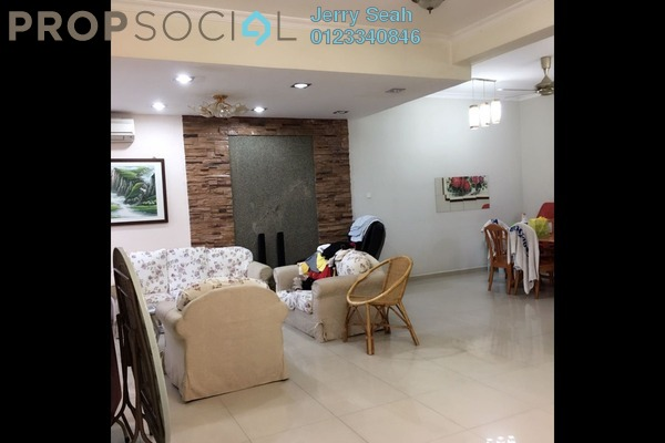 For Sale Terrace at Laman Putra, Putra Heights Freehold Semi Furnished 5R/3B 1.13m
