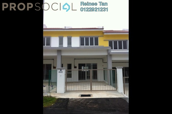 For Sale Terrace at Bandar Rinching, Semenyih Freehold Unfurnished 3R/3B 520k