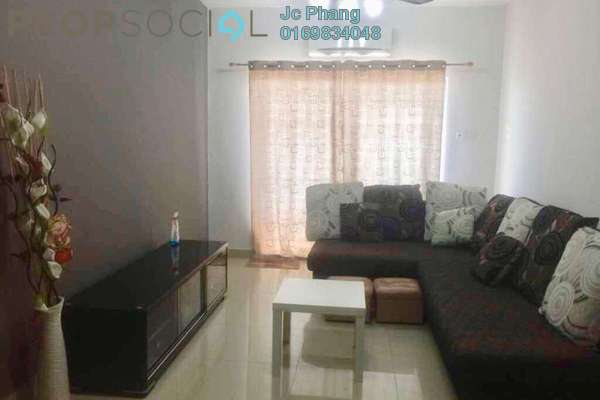 For Sale Condominium at Kinrara Mas, Bukit Jalil Freehold Semi Furnished 3R/2B 500k