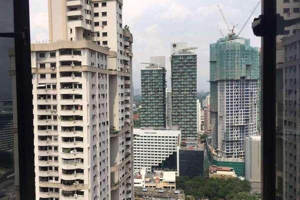 For Rent Condominium at Angkasa Impian 2, Bukit Ceylon Freehold Fully Furnished 3R/3B 3.3k
