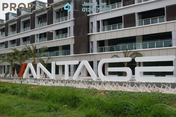 For Rent Office at Vantage Desiran Tanjung, Seri Tanjung Pinang Freehold Unfurnished 0R/1B 3.5k