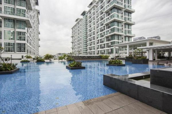 For Sale Condominium at The Scott Soho, Old Klang Road Freehold Fully Furnished 1R/2B 400k
