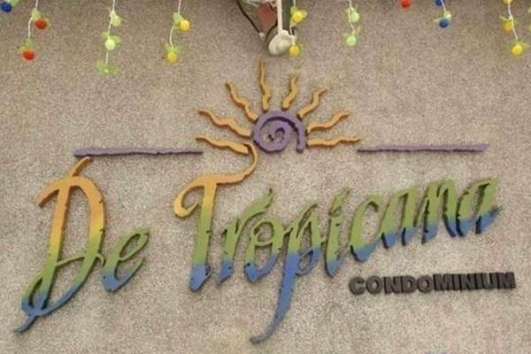 For Sale Condominium at De Tropicana, Kuchai Lama Freehold Unfurnished 3R/2B 360k