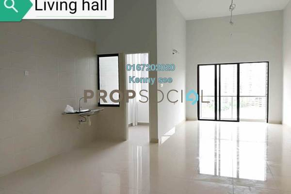 For Rent Condominium at 9INE, Batu 9 Cheras Freehold Semi Furnished 3R/2B 2.5k