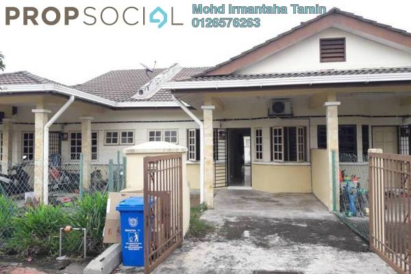 For Sale Terrace at Section 30, Shah Alam Freehold Unfurnished 3R/2B 320k