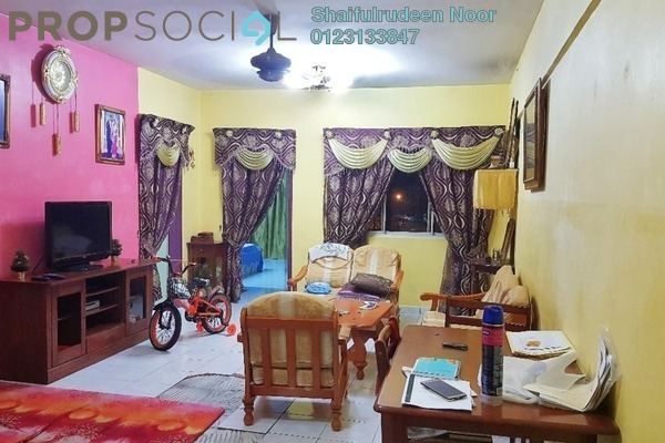 For Sale Apartment at Subang Suria, Subang Freehold Semi Furnished 3R/2B 210k