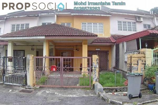 For Sale Terrace at Taman Alamanda, Senawang Leasehold Unfurnished 3R/2B 260k