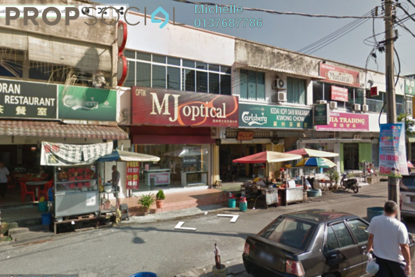 For Sale Shop at Taman OUG, Old Klang Road Freehold Semi Furnished 2R/2B 1.88m
