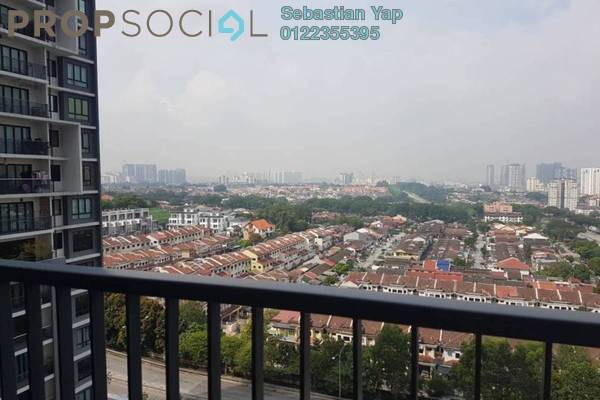 For Sale Condominium at Gembira Residen, Kuchai Lama Freehold Semi Furnished 3R/2B 695.0千