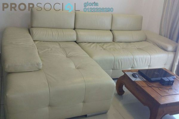 For Rent Condominium at Gardenz @ One South, Seri Kembangan Freehold Fully Furnished 3R/2B 2.2k