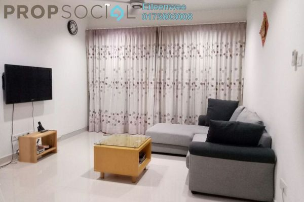 For Rent Condominium at Setapak Green, Setapak Freehold Semi Furnished 4R/3B 2.4k