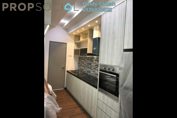 For Rent SoHo/Studio at Silk Sky, Balakong Freehold Fully Furnished 1R/1B 1.4k