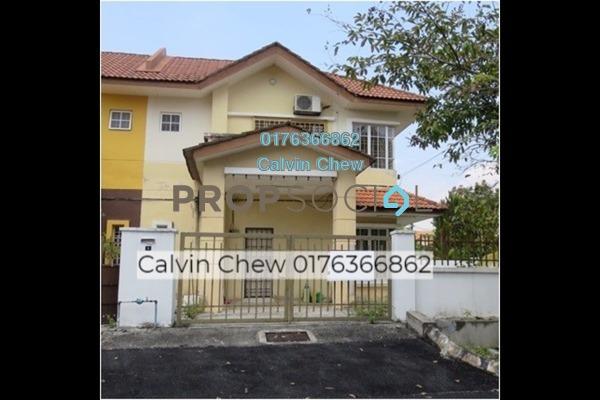 For Sale Semi-Detached at Seksyen 6, Bandar Bukit Mahkota Freehold Unfurnished 3R/4B 530k
