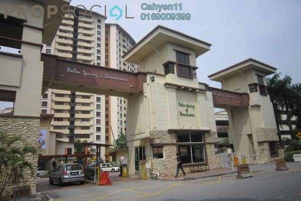 For Sale Condominium at Palm Spring, Kota Damansara Freehold Unfurnished 3R/2B 355k