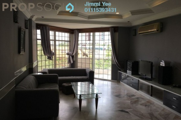 For Rent Condominium at Desa Gembira, Kuchai Lama Freehold Fully Furnished 3R/2B 2k