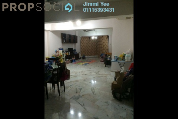 For Sale Condominium at Desa Gembira, Kuchai Lama Freehold Semi Furnished 3R/2B 510k