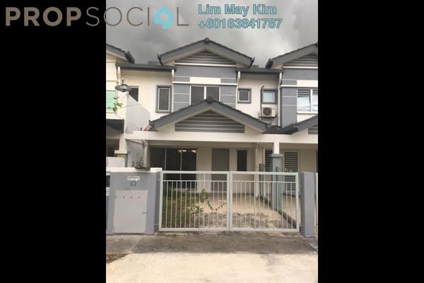 For Sale Terrace at Kemuning Greenhills, Kota Kemuning Freehold Unfurnished 4R/3B 539k