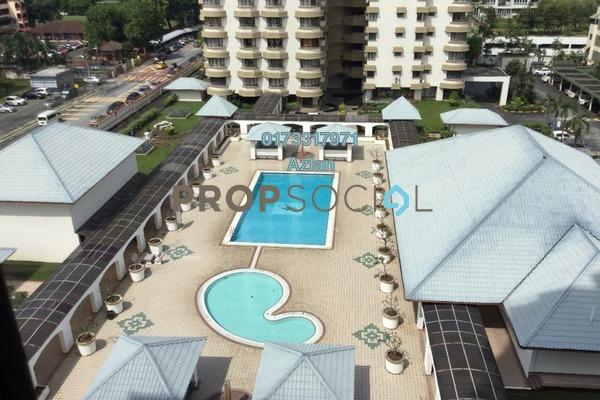 For Rent Condominium at Menara Polo, Ampang Hilir Freehold Fully Furnished 3R/2B 2.3k