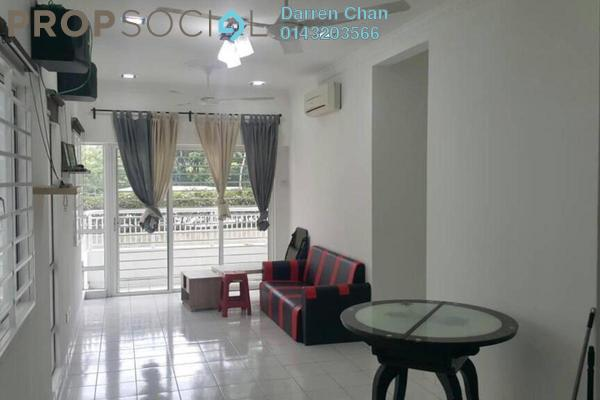 For Rent Condominium at Monte Bayu, Cheras Freehold Semi Furnished 3R/2B 1.35k