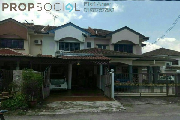 For Sale Terrace at Taman Maju 2, Kajang Freehold Unfurnished 4R/3B 419k