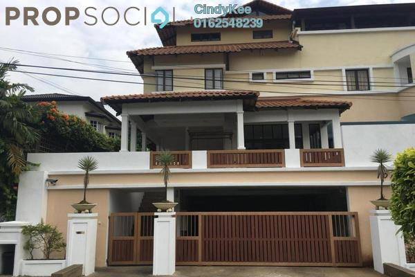 For Sale Terrace at SS1, Petaling Jaya Freehold Semi Furnished 7R/4B 3.1m