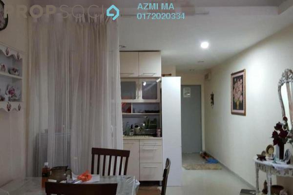 For Sale Apartment at The Lumayan, Bandar Sri Permaisuri Freehold Semi Furnished 3R/2B 365k