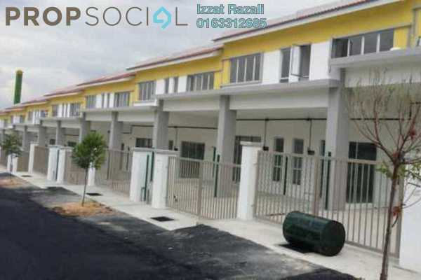 For Sale Terrace at Bandar Rinching, Semenyih Freehold Unfurnished 3R/3B 370k