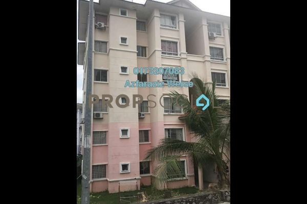 For Rent Apartment at Residensi Warnasari, Puncak Alam Freehold Semi Furnished 3R/2B 500translationmissing:en.pricing.unit