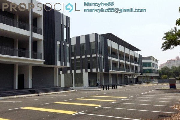 For Rent Shop at BK5, Bandar Kinrara Freehold Unfurnished 0R/0B 2.2k