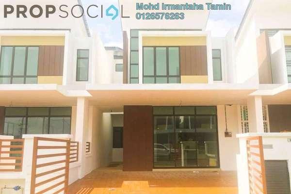 For Sale Terrace at Saujana KLIA, Sepang Freehold Unfurnished 4R/4B 625k