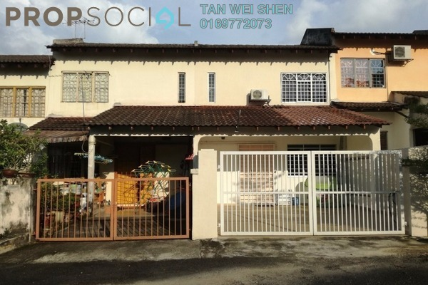 For Rent Terrace at Taman Belimbing, Seri Kembangan Freehold Semi Furnished 3R/2B 1k