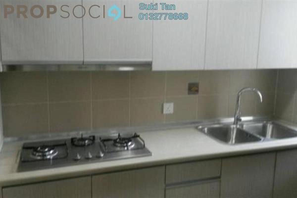 For Rent Condominium at Royal Regent, Dutamas Freehold Semi Furnished 3R/2B 2.5k