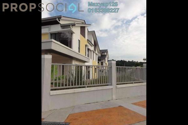 For Sale Terrace at Sutera Ria @ Sutera Damansara, Damansara Damai Freehold Unfurnished 4R/4B 1.25m