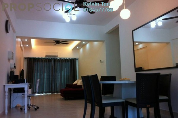 For Sale Condominium at Vista Gambier, Bukit Gambier Freehold Fully Furnished 3R/2B 720k