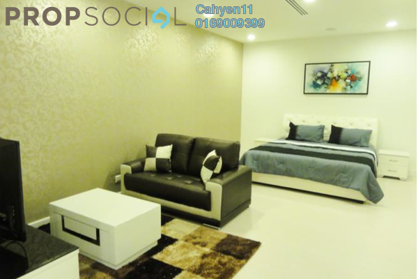 For Rent Condominium at Binjai 8, KLCC Freehold Fully Furnished 1R/1B 3.2k