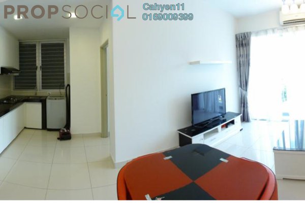 For Rent Condominium at C180, Cheras South Freehold Fully Furnished 1R/1B 1.2k
