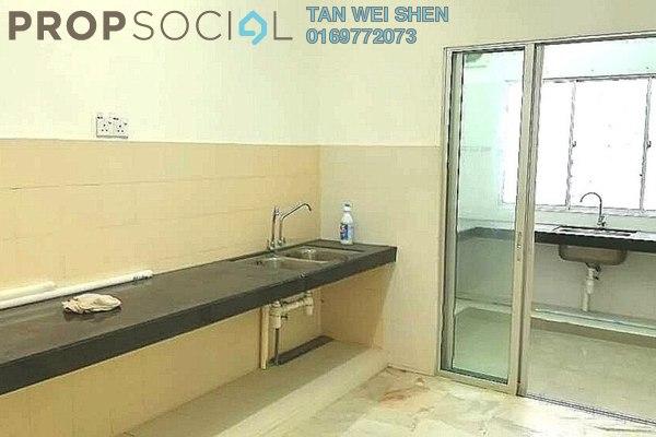 For Rent Terrace at SL7, Bandar Sungai Long Freehold Semi Furnished 4R/3B 1.5k