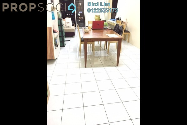 For Sale Condominium at Forest Green, Bandar Sungai Long Freehold Semi Furnished 3R/2B 418k
