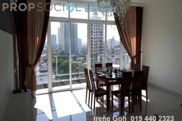 For Sale Condominium at H Residence, Gurney Drive Freehold Fully Furnished 5R/6B 2.6m