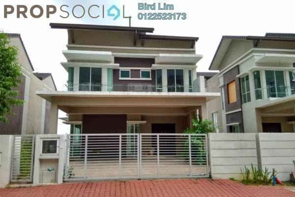 For Sale Bungalow at Ridgeview Residences, Kajang Freehold Semi Furnished 6R/6B 1.54m