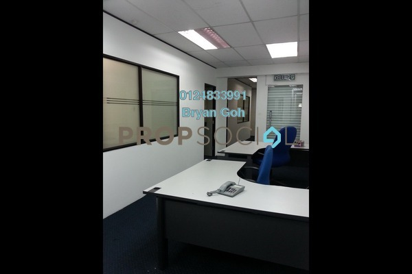 For Rent Office at i-Avenue, Bukit Jambul Freehold Fully Furnished 3R/1B 2k